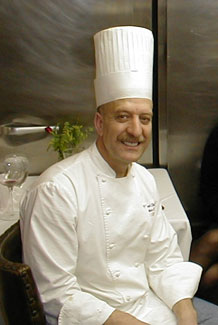 Chef Mohamed Chettouh